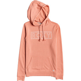 Roxy Eternally Yours Terry Pullover Hoodie Women terra cotta